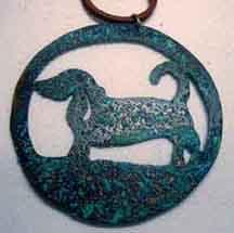 Daschund Ornament