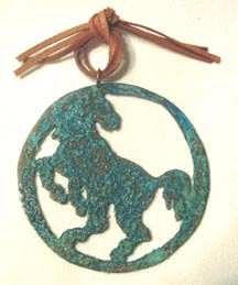 Stallion Ornament